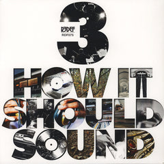 Damu The Fudgemunk - How It Should Sound Vol 3 LP