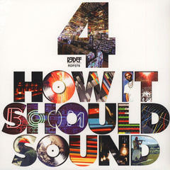 Damu The Fudgemunk - How It Should Sound Vol 4 LP