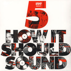 Damu The Fudgemunk - How It Should Sound Vol 5 LP