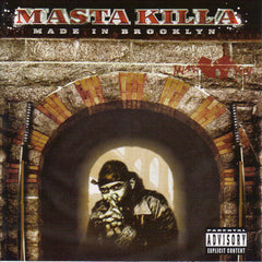 Masta Killa - Made In Brooklyn 2LP