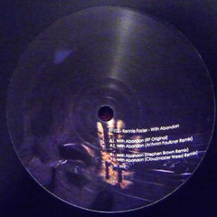 Rennie Foster - With Abandon EP