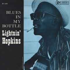 Lightnin' Hopkins - Blues In My Bottle LP