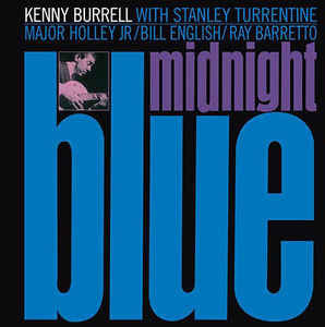 Kennt Burrell - Midnight Blue (180g) LP