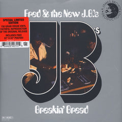 Fred Wesley & The JB's - Breakin' Bread LP