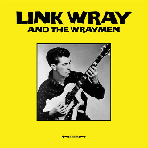 Link Wray And The Wraymen LP