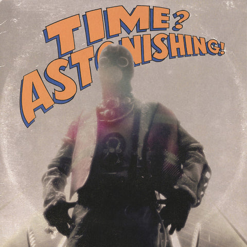 L'Orange & Kool Keith - Time? Astonishing! LP