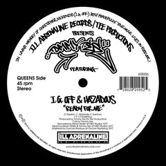 I.G. Off And Hazadous ‎– Ready For Me / Crown Holders 7-Inch