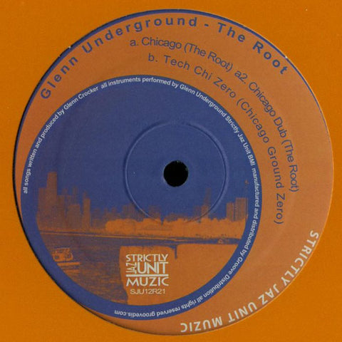 Glenn Underground - The Root 12-Inch