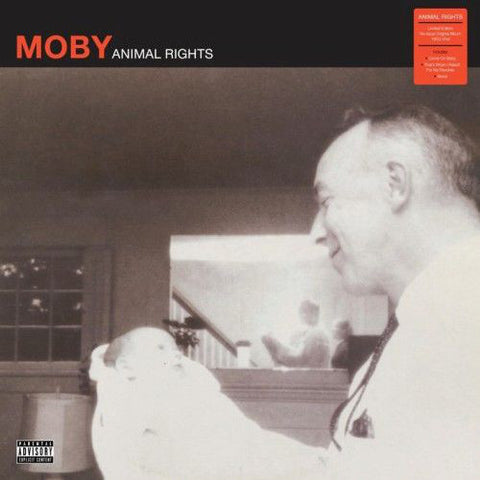 Moby - Animal Rights 2LP