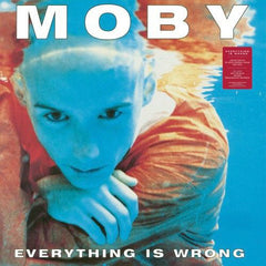 Moby - Everything Is Wrong 2LP