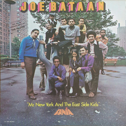 Joe Bataan - Mr. New York and the East Side Kids LP