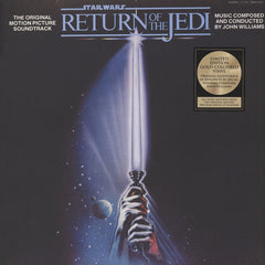 John Williams - Return Of The Jedi LP (Gold Vinyl)