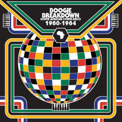 Boogie Breakdown - South African Synth Disco 2LP