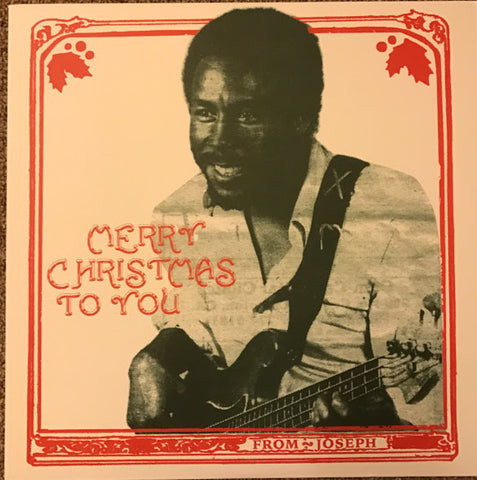 Joseph - Merry Christmas To You From Joesph LP