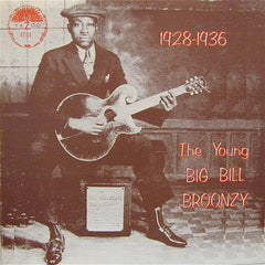 Big Bill Broonzy - The Young Bill Broonzy LP