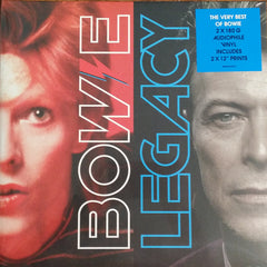 David Bowie - Bowie Legacy (Very Best Of Bowie) 2LP