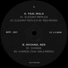 Taal Mala / Michael Red - BPP001