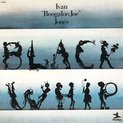 Boogaloo Joe Jones - Black Whip LP