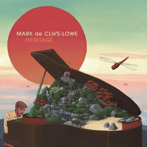 Mark De Clive-Lowe - Heritage LP (Red Vinyl)