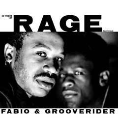 Fabio & Grooverider - 30 Years Of Rage Part 4 2LP