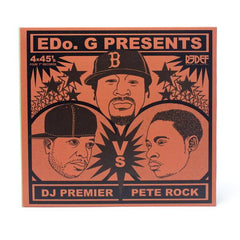 Edo G - Pete Rock vs. DJ Premier (Box Set) 4 x 7-Inch