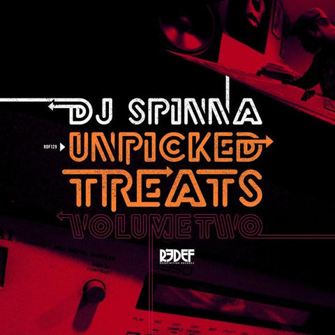 DJ Spinna - Unpicked Treats Vol 2 LP