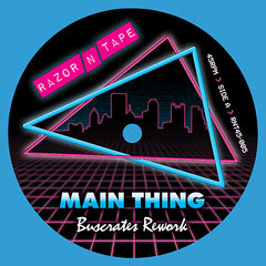 Buscrates - Main Thing 7-Inch