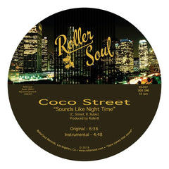 Coco Street - Sounds Like Night Time 7-Inch