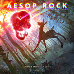 Aesop Rock - Spirit World Field Guide 2LP (Ultra Clear Vinyl)