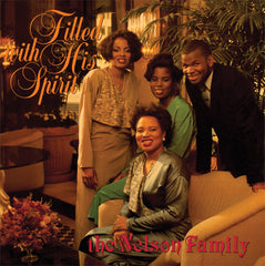 The Nelson Family - Filled With His Spirit LP