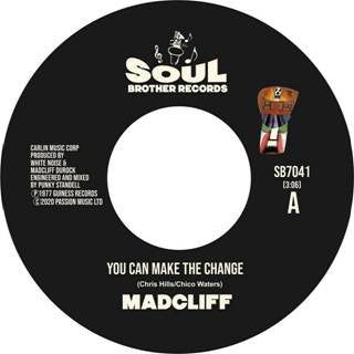 Madcliff - You Can Make The Change EP