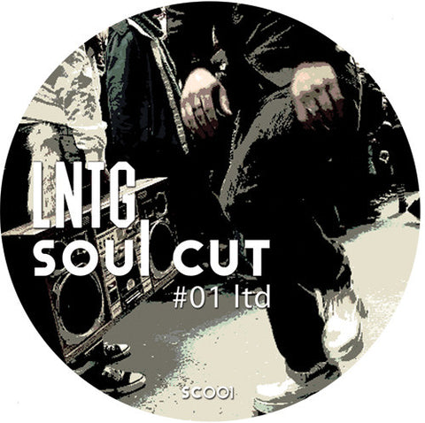 Late Nite Tuff Guy - Soul Cut #01