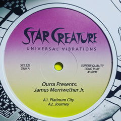 Ourra & J Merriwether - Platinum City EP