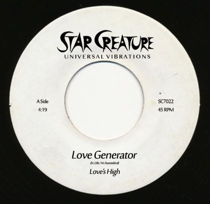 Love's High - Love Generation 7-Inch