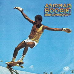 As 10 Mais Boogie Vol. 1 LP (Gold Vinyl)