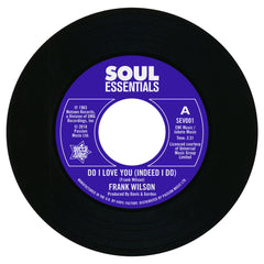 Frank Wilson - Do I Love You / Sweeter 7-Inch