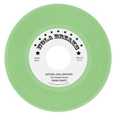 NOLA Breaks V8: Danny White - Natural Soul Brother (The Allergies Remix) b/w The Meters - The Meters Medley Pt. 1 (Professor Shorthair Remix) 7-Inch