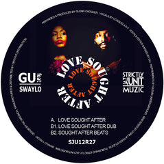 GU feat Swaylo - Love Sought After EP