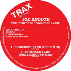 Joe Smooth - The Complete Promise Land EP