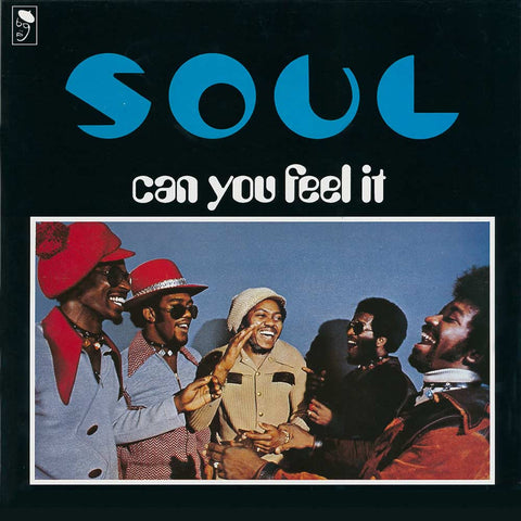 S.O.U.L. - Can You Feel It? LP