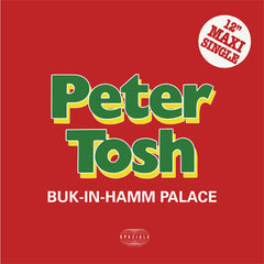 Peter Tosh - Buk-In-Hamm Palace EP