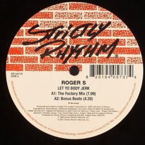 Roger S - Let Yo Body Jerk 12-Inch