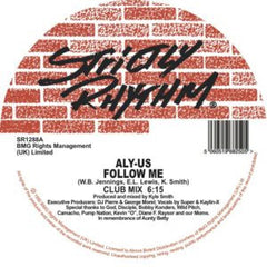 Aly-Us - Follow Me 12-Inch