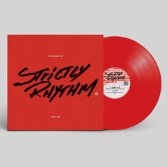 30 Years Strictly Rhythm Vol 1 2LP (Red Vinyl)