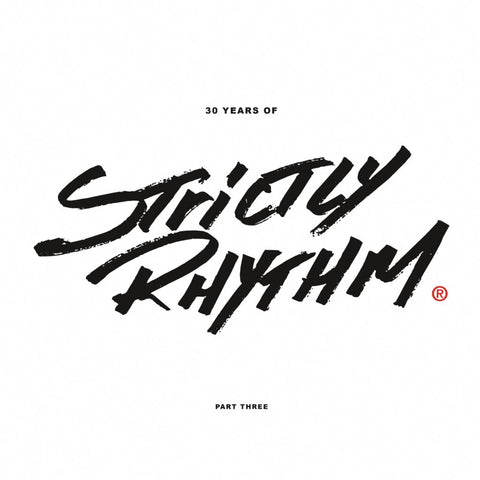 30 Years Of Strictly Rhythm Part 3 2LP