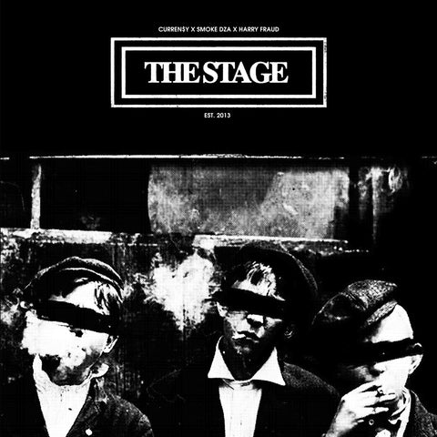 Curren$y, Smoke DZA & Harry Fraud - The Stage LP