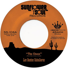 Los Santos Caballeros - The Chase b/w The Walk 7-Inch