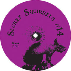 Secret Squirrel - No 14 12-Inch