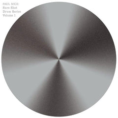 Paul Nice - Sure Shot Drum Series Vol. 1 LP