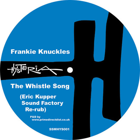 Frankie Knuckles - Whistle Song Re-Rub EP